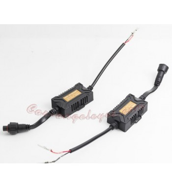 Kit LED D2S-D4S para coche y moto 12000LM 6000+6000