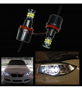OJOS DE ANGEL BMW  MODELO H8 2007/2011