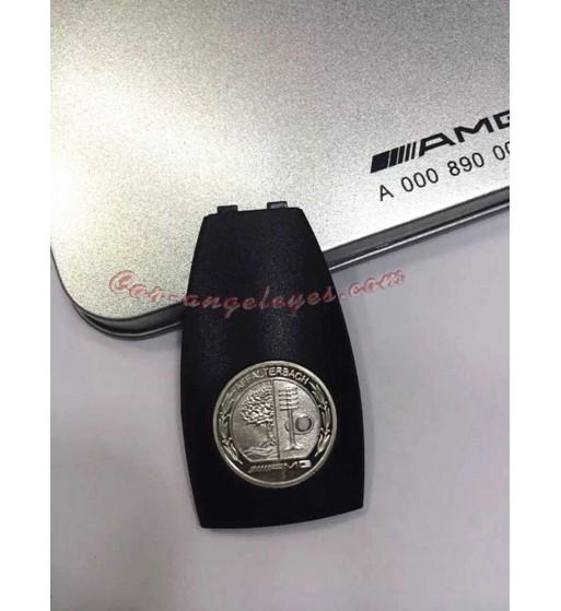 carcasa posterior llave mercedes benz AMG