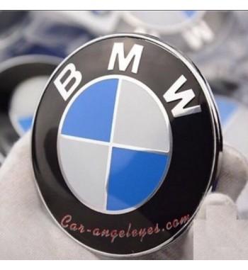 EMBLEMA BMW MALETERO 78MM