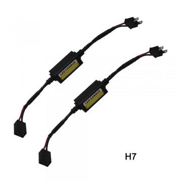 H7 LED Decodificador de...