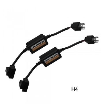 H4 LED Decodificador de...