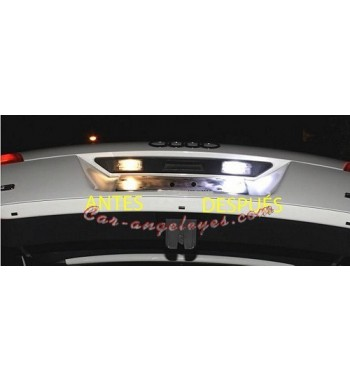 Mini Pack LEDs Audi A3 (+2003)