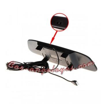 sensor de aparcamiento con retrovisor led