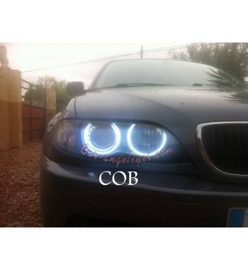 ojos de angel COB con xenon de serie