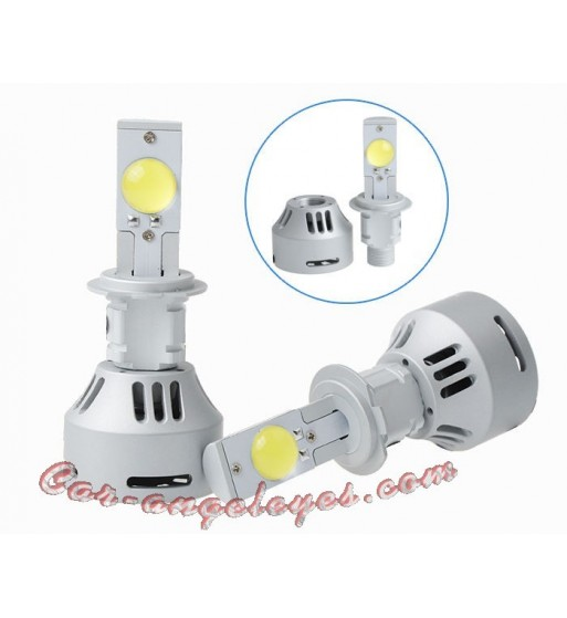 KIT LED ALTA POTENCIA 6400LM