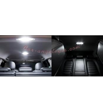 LECTKIT INTERIOR LED BMW E90/E91/E92 (PLAFONES + LUCES DE URA