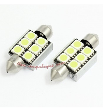 FESTOON 3 LED CAN-BUS C5W