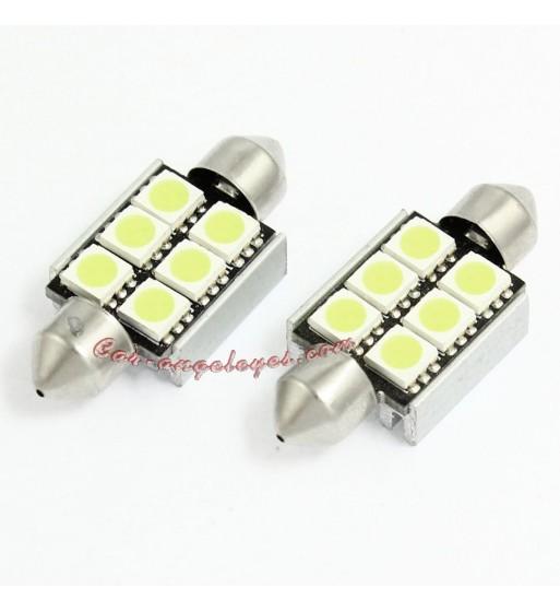 FESTOON 3 LED CAN-BUS C5W