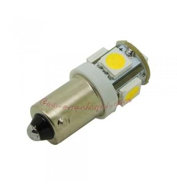 Bombilla led h6w / ba9s