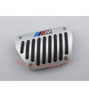 pedales aluminio M automáticos X6 Y X5