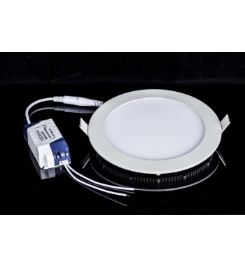 Placa LED Circular SuperSlim 25W