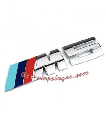logo o emblema M5