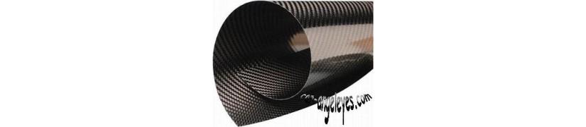 laminas carbono y laminas cromadas para interior y exterior