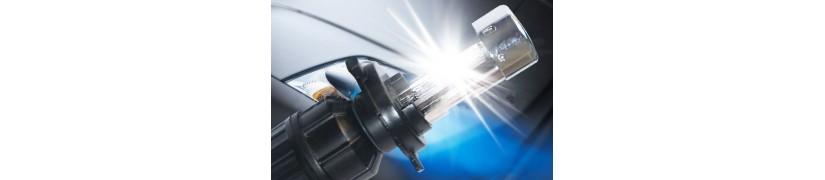 Bombillas de repuesto para los kit de xenon