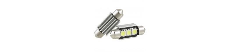 bombillas modelos festón con iluminación led
