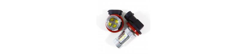 estos modelos de h11 son para colocacion en antiniebla, posicion , luz dia o direccionales