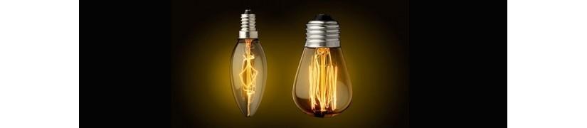 bombillas led estilo filamento retro